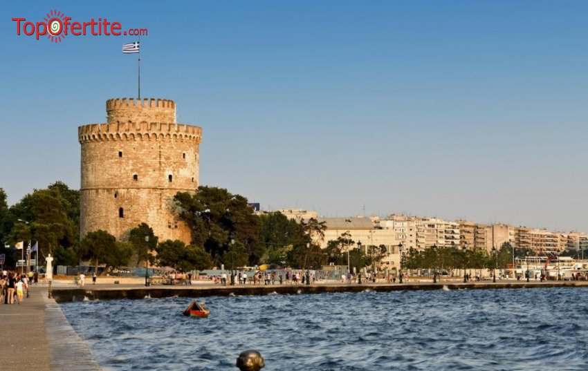 1-дневена екскурзия до Солун с посещение на солунския пазар само за 33 лв. вместо за 42 лв.