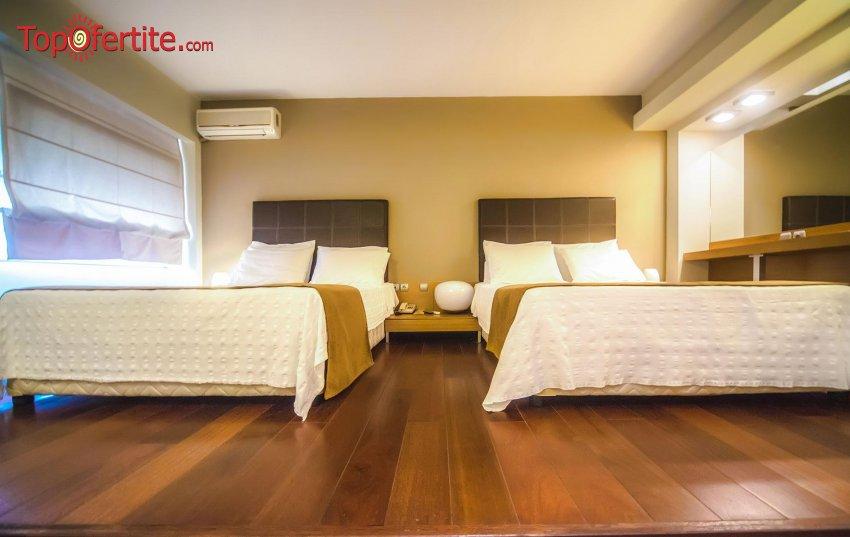 Хотел Capsis 4*, Солун - Гърция - за Нова година! 3 нощувки + закуски и опция за Гала вечеря и безплатно дете от 0-11,99г. на цени от 182,90 лв. на човек