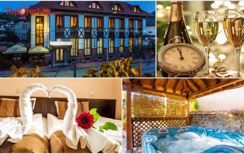 Хотел Тетевен за Нова Година! 3 нощувки + 3 закуски, 1 вечеря, 1 празнична Новогодишна вечеря и сауна само за 280 лв на човек