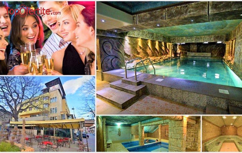 Хотел България 3*, Велинград за 8-ми декември! 2 нощувки + закуски, вечери, едната от които празнична и Уелнес пакет за 85 лв. на човек