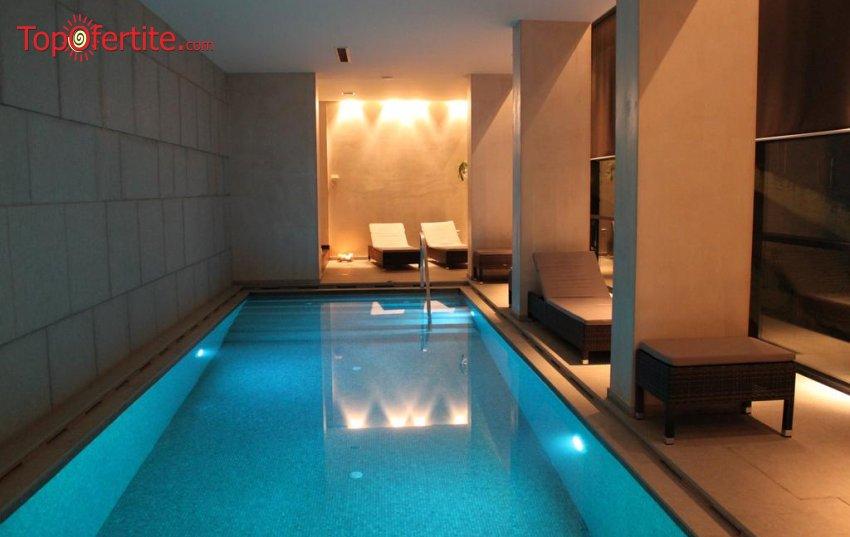 Egnatia City Hotel & Spa 4*, Кавала, Гърция за Нова година! 2 или 3 нощувки + закуски, Гала вечеря и Спа център на цени от 251.40 лв. на човек