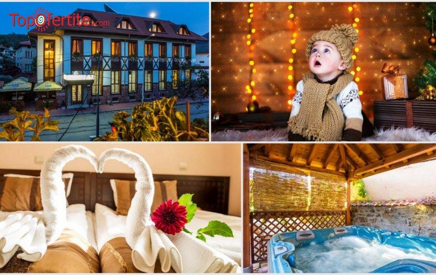 Хотел Тетевен за Коледа! 2 нощувки + 2 закуски, 2 празнични вечери и безплатно ползване на сауна само за 106,40 лв. на човек