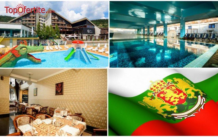 СПА Хотел Селект 4*, Велинград за 3-ти Март! 3 нощувки + закуски, обяди, вечери и Уелнес пакет само за 180 лв на човек