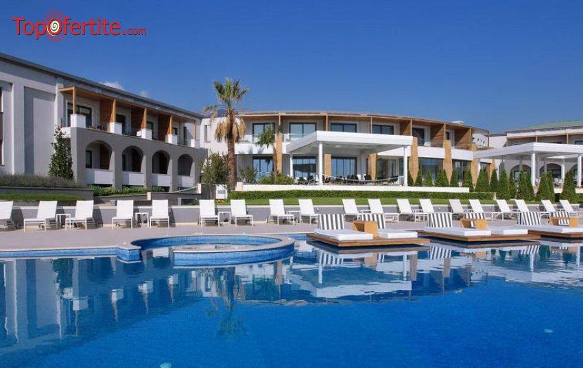 Cavo Olympo Resort & Spa 5*, Пиерия, Гърция, РАННИ ЗАПИСВАНИЯ! Нощувка + закуска, басейн и сауна на цени от 71,40 лв на човек