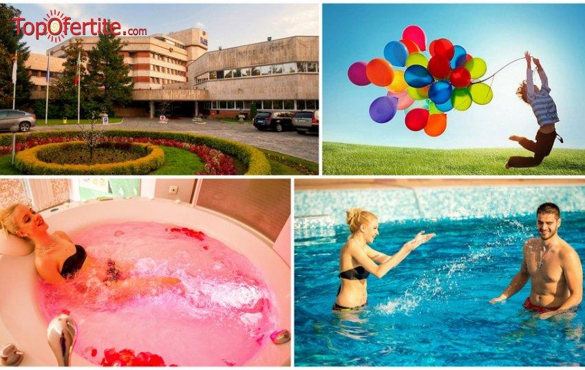 Хотел Хисар 4* в Хисаря за Междусрочната ваканция! 2 или 3 нощувки + закуски, басейн с мин. вода и СПА зона + опция за вечеря на цени от 61,50 лв. на човек на ден