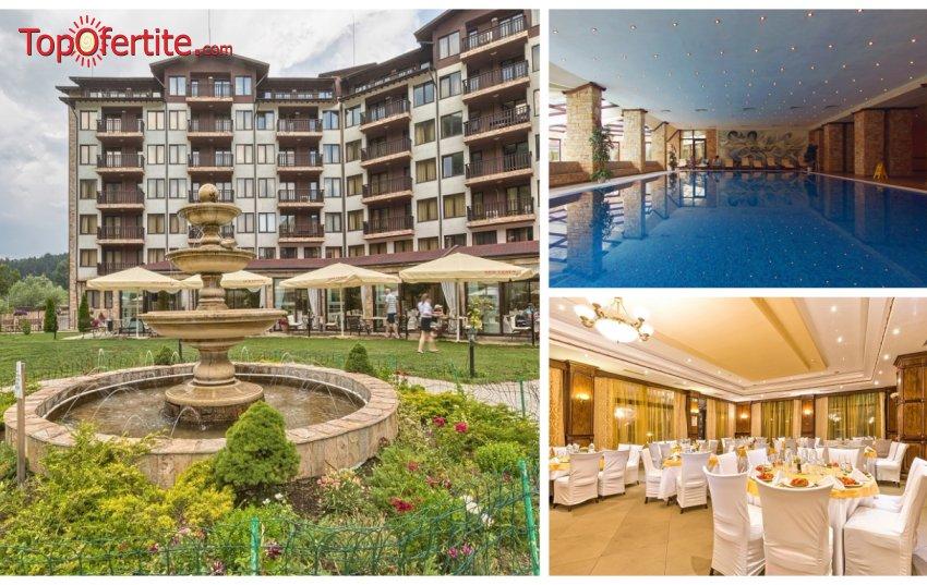 Балнео хотел Свети Спас 5*, Велинград! Нощувка + закуска, вечеря и СПА пакет за 65 лв на човек