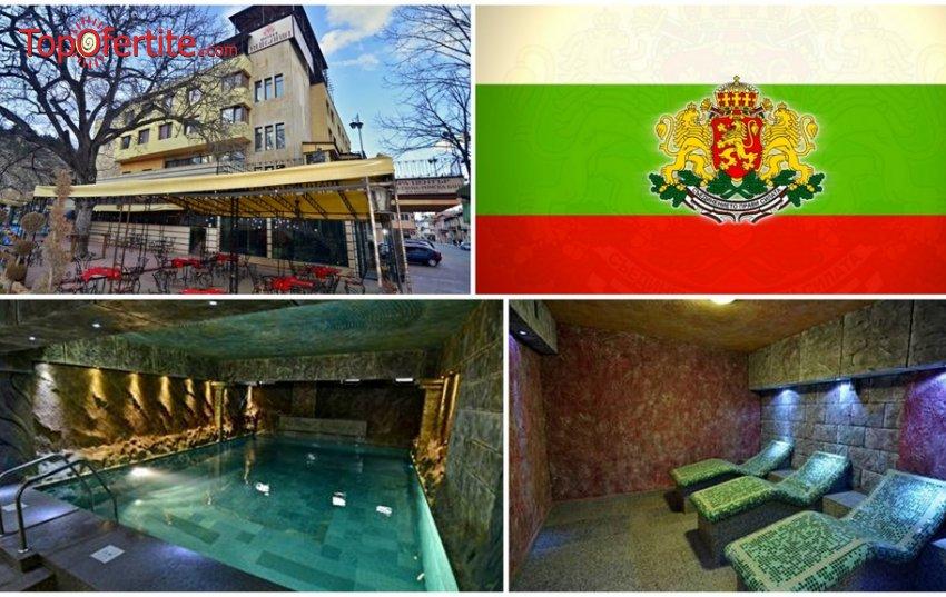 Хотел България 3*, Велинград за 3-ти Март! 2 или 3 нощувки + закуски, вечери. топъл минерален басейн и СПА пакет на цени от 90 лв. на човек