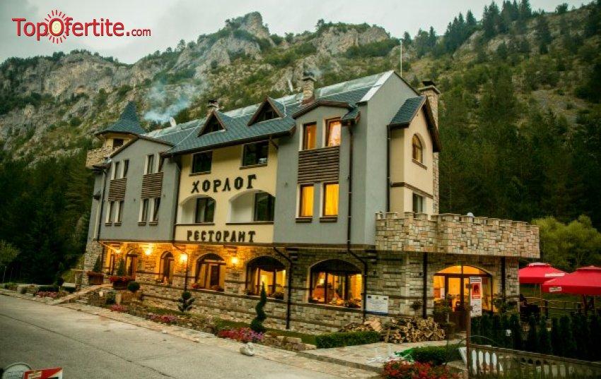 Замъка Хорлог, село Триград! Нощувка + закуска на цени от 20 лв на човек