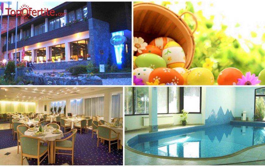 Хотел Финландия 4*, Пампорово за Великден и Майските празници! 2 или 3 нощувки + закуски, вечери, басейн и СПА пакет на цени от 80 лв.