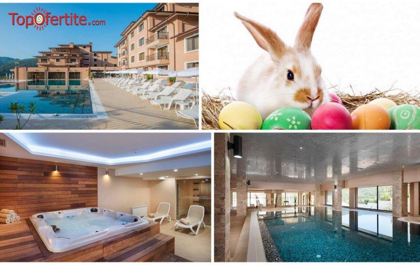 Хотел Вела Хилс 4*, Велинград за Великден! Нощувка + закуска, и СПА пакет за 99 лв. на човек + дете до 6г. Безплатно