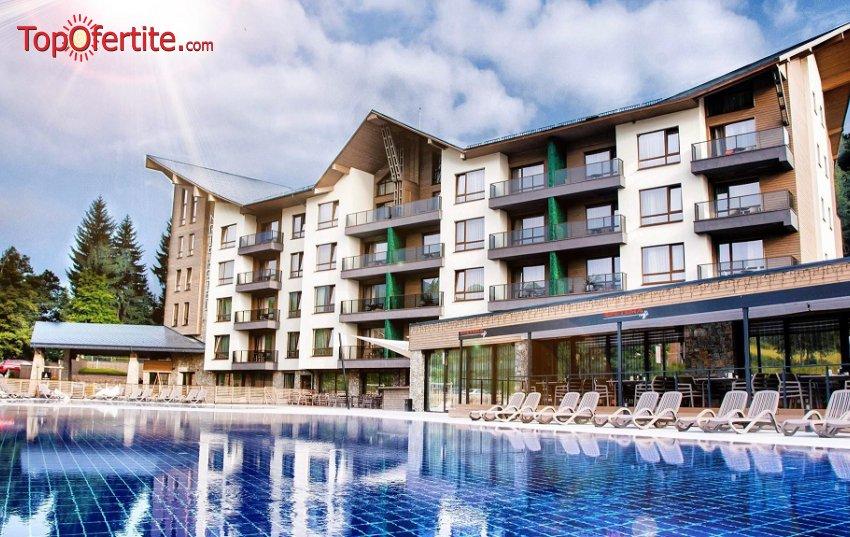 Хотел Арте СПА и Парк 5*, Велинград! Нощувка + закуска, вечеря и Уелнес пакет за 120 лв на човек + Деца до 12г. Безплатни