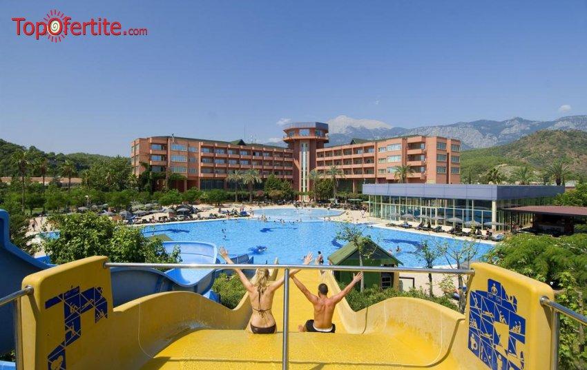 SIMENA HOTEL 5 * Кемер, Турция, първа линия! 4 или 7 нощувки на база ULTRA All Inclusive + самолет, летищни такси, трансфер на цени от 541 лв на човек
