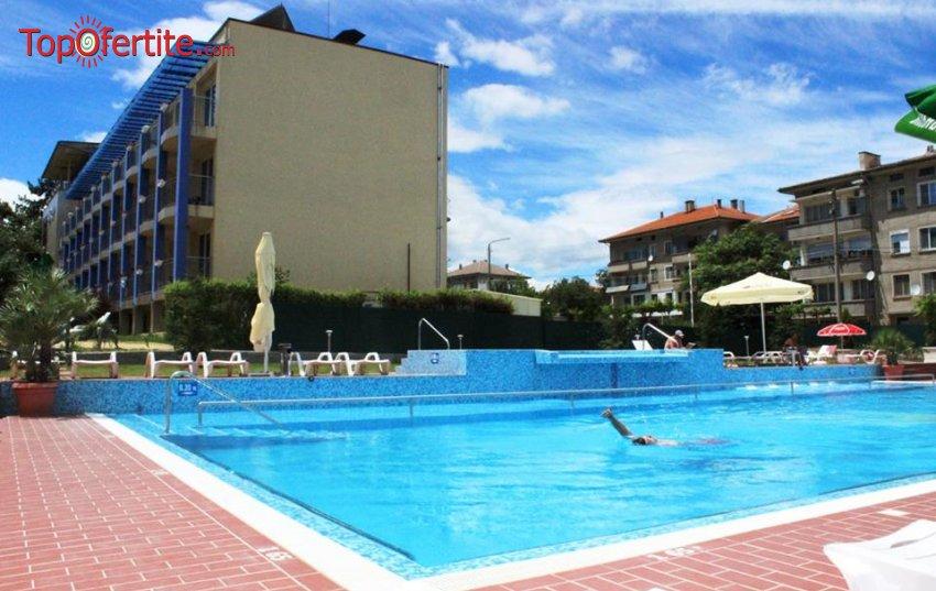 Релакс хотел Астреа 3*, Хисаря! Нощувка на база All inclusive light + топъл минерален басейн и СПА пакет на цени от 54 лв на човек