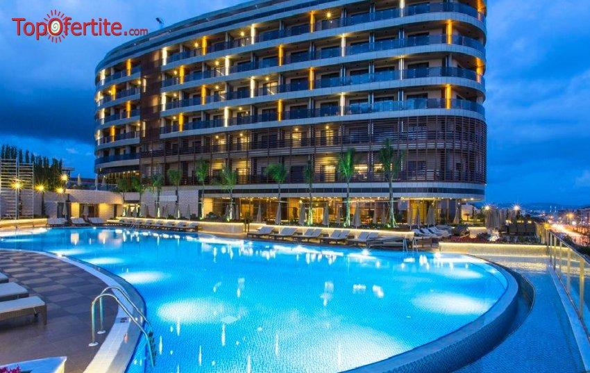 MICHELL HOTEL & SPA 5 *, Анталия, Турция, 7 нощувки на база All Inclusive + самолет, летищни такси, трансфер на цени от 991 лв на човек