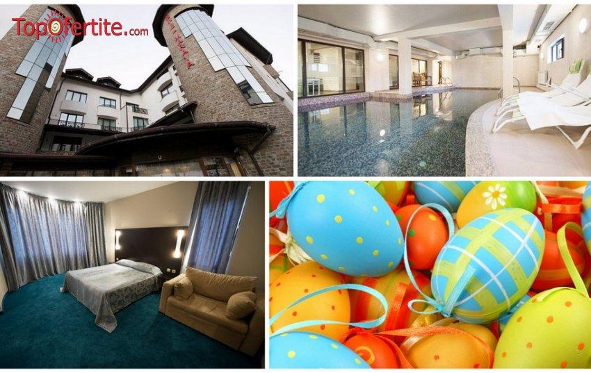 Хотел Марая 3*, Банско за Великден! Нощувка + закуски, вечери, трансфер до лифта. ски гардероб и СПА пакет за 135 лв. на човек