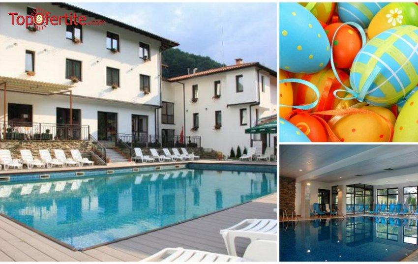 Хотел Фея, село Чифлик за Великден! 4 нощувки + закуски, 3 вечери, 1 празнична вечеря с DJ и СПА пакет на цени от 290 лв. на човек