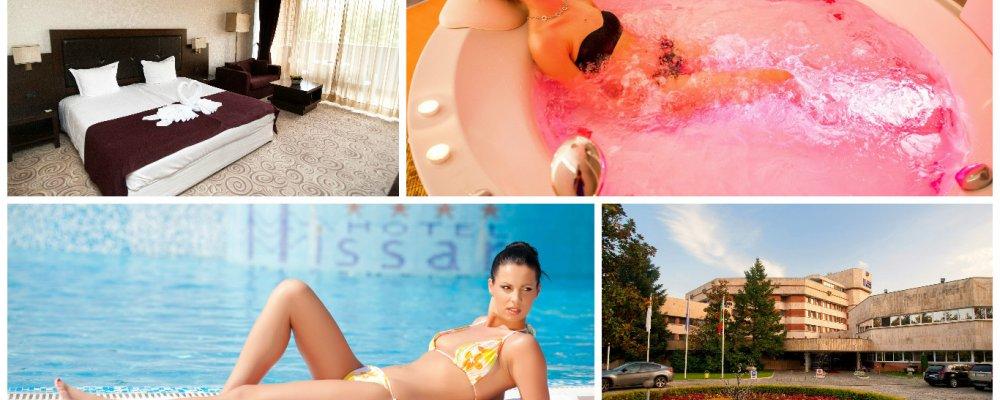 Хотел Хисар 4*, Хисаря, Уикенд! Нощувка + закуска, басейни с минерална вода и СПА пакет на цени от 69.50 лв. на човек