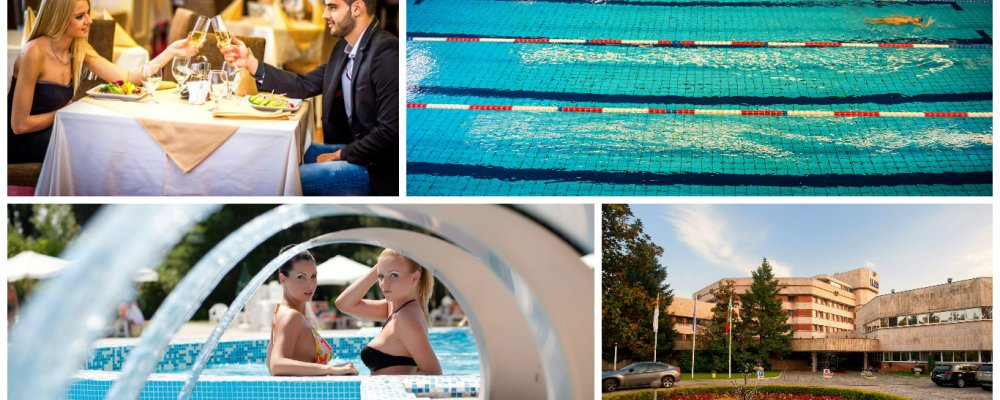 Хотел Хисар 4*, Хисаря! 5 нощувки + закуски, басейни с минерална вода и СПА пакет на цени от 260 лв. на човек