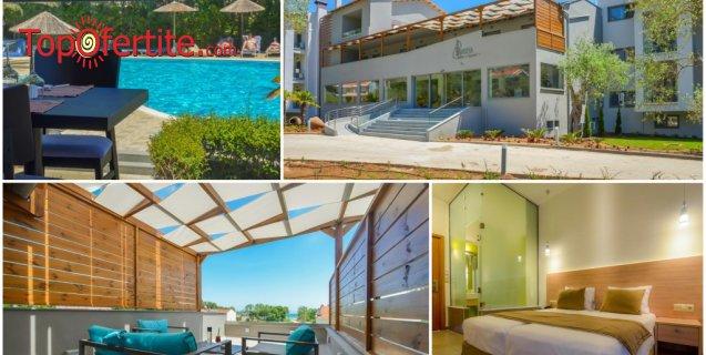 РАННИ ЗАПИСВАНИЯ! Princess Golden Beach Hotel 4*, Тасос, Гърция! Нощувка + закуска и басейн на цени от 60.60 лв на човек