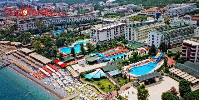 Armas Beach Hotel 4*, Кемер, Турция! 4 или 7 нощувки на база All Inclusive + самолет, летищни такси и трансфер на цени от 676 лв на човек