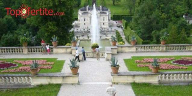 8-дневна екскурзия до Швейцария и баварските замъци и езера! 7 нощувки с включени закуски, транспорт и транспортни разходи + екскурзоводско обслужване само за 900 лв на човек