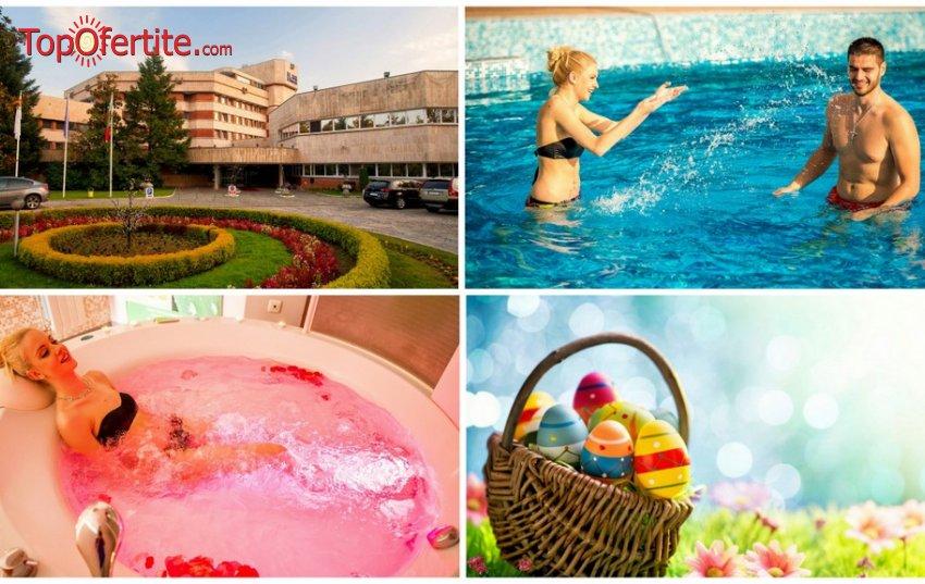Хотел Хисар 4* в Хисаря за Великден! 3 нощувки + 3 закуски, празнични вечери на 07 и 08.04, басейн с мин. вода и СПА зона на цени от 305 лв на човек