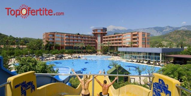 SIMENA HOTEL 5 * Кемер, Турция! 4 или 7 нощувки на база ULTRA All Inclusive + самолет, летищни такси, трансфер на цени от 482 лв на човек