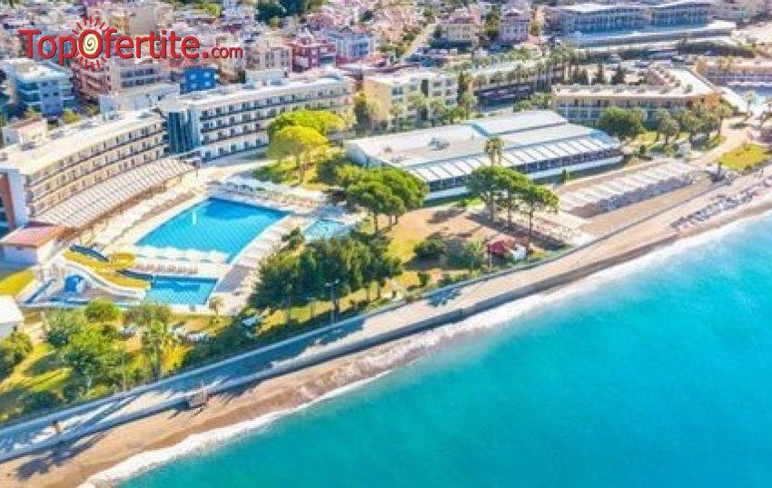 Хотел Gümüldür Resort & SPA 4+*, Гюмюлдур, Турция! 7 нощувки на база All Inclusive + басейн и безплатно за дете до 13г. на цени от 425 лв на човек