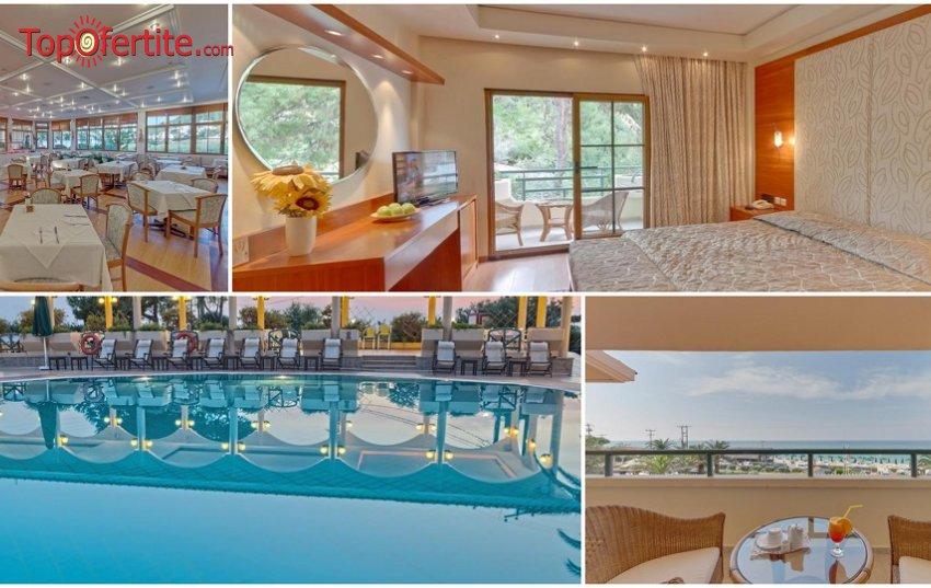 LASTA MINUTE! Possidi Holidays Resort & Suite Hotel 5*, Посиди, Халкидики, Гърция! Нощувка + закуска, вечеря и басейн на цени от 77.50 лв.