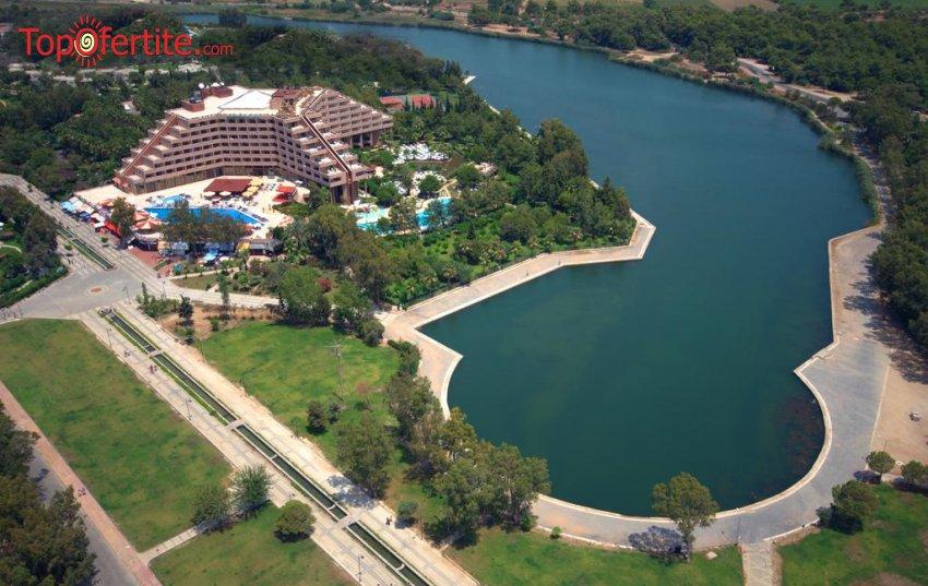 Grand Prestige Hotel & Spa 5*, Сиде, Турция! 4 или 7 нощувки на база All Inclusive + самолет, летищни такси и трансфер на цени от 720 лв на човек