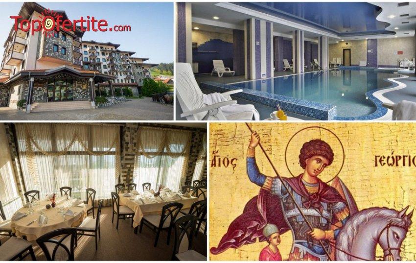 Хотел Родопски Дом 4*, с.Чепеларе за Гергьовден! Нощувка на база All inclusive + вътрешен плувен басейн и СПА пакет на цени от 49 лв. на човек
