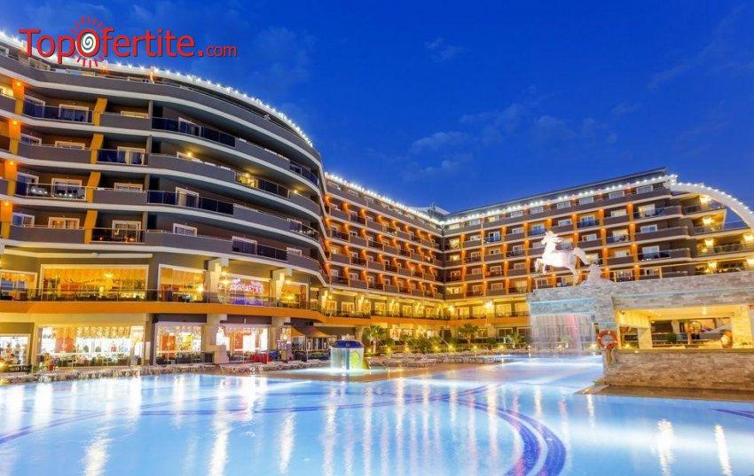 SENZA HOTELS THE INN RESORT & SPA 5*, Алания, Турция! 7 нощувки на база Ultra All Inclusive + самолет, летищни такси и трансфер само за 733 лв. за човек