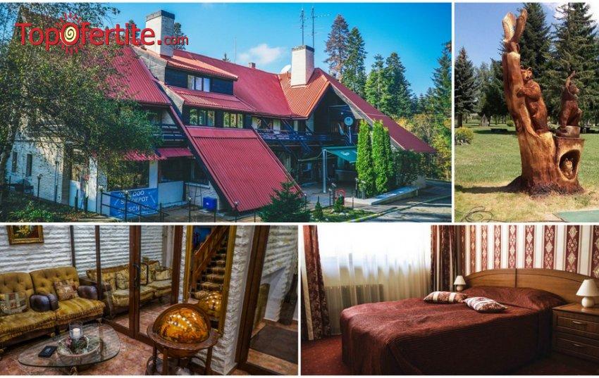 Хотел Бреза, Боровец за Фестивал на дърворезбата! 2 нощувки + закуски или закуски и вечери, сауна, парна баня, леден душ и паркинг на цени от 76 лв. на човек