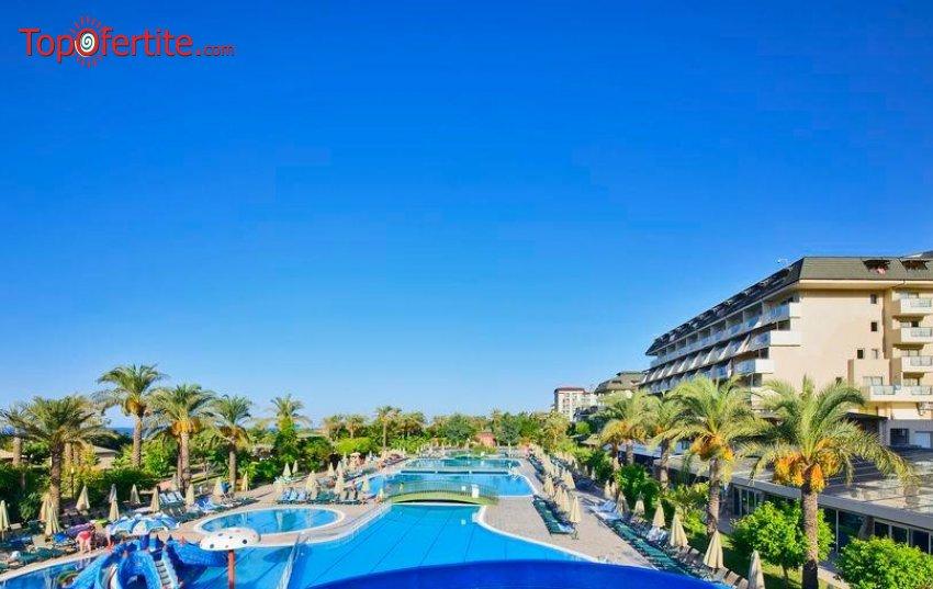 MC Arancia Resort  Hotel 5*, Алания, Турция! 7 нощувки на база Ultra All Inclusive + самолет, летищни такси и трансфер само за 970.50 лв на човек
