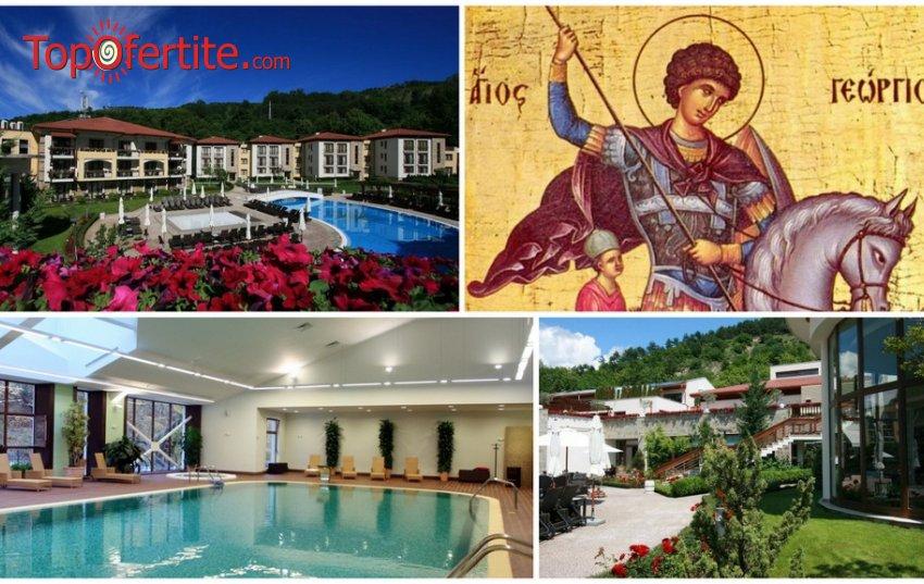 Парк Хотел ПИРИН 5*, Сандански за Гергьовден! 2 или 3 нощувки + закуски, басейни, джакузи и СПА пакет на цени от 190 лв на човек