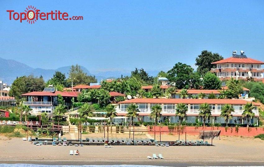 Adora Hotel 3*, Сиде, Турция! 4 или 7 нощувки на база All Inclusive + самолет, летищни такси, трансфер на цени от 556.50 лв на човек