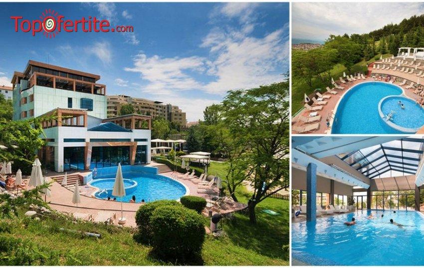 СПА хотел Медите Ризорт 4*, гр. Сандански през Лятото! Нощувка + закуска, басейн с минерална вода и Уелнес пакет за 58,50 лв. на човек
