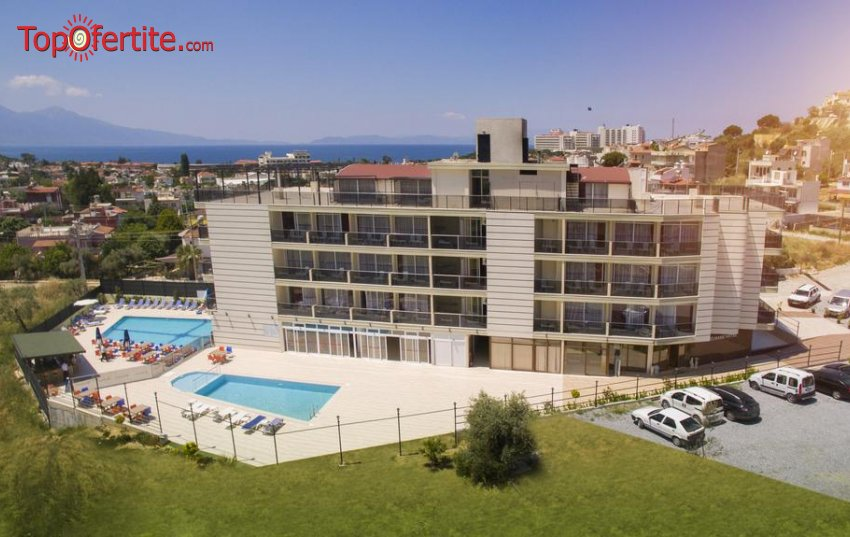 Ранни записвания за хотел Белмаре 4*, Кушадасъ, Турция през Юли и Август! 7 нощувки на база All Inclusive на цени от 299 лв на човек