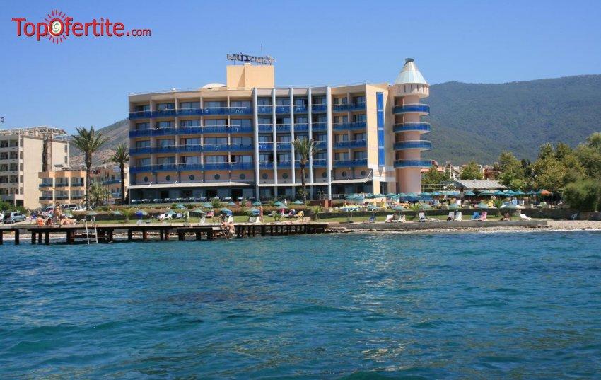 Faustina Hotel 4* Кушадасъ, Турция за Майските празници! 7 нощувки на база All Inclusive + транспорт на цени от 350 лв на човек