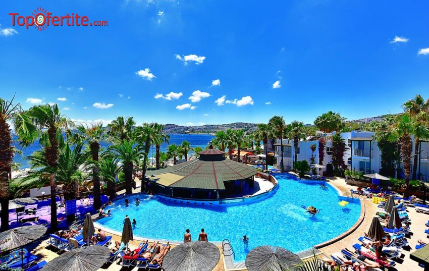 Хотел Parkim Ayaz 4*+, Бодрум, Турция през Септември! 5 нощувки на база All Inclusive само за 249 лв на човек