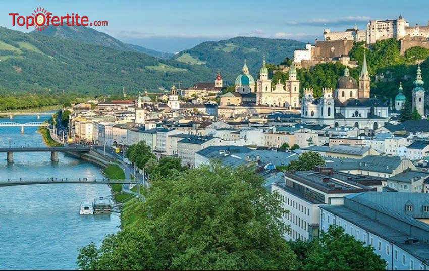 5-дневна екскурзия до Венеция, Виена, Залцбург и Будапеща + 4 нощувки в хотел 2/3*, закуски, пешеходна разходка, транспорт с лицензиран автобус и водач от агенцията само за 318 лв на човек
