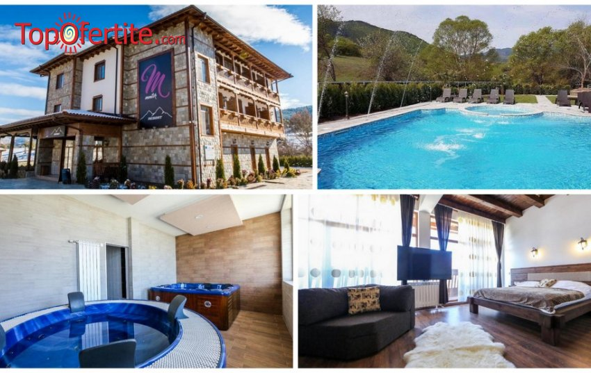 СПА почивка в Пирин! SPA комплекс Mentor Resort, с. Гайтаниново! Нощувка + закуска, сауна, парна баня, джакузи и Уелнес пакет на цени 30 лв. на човек