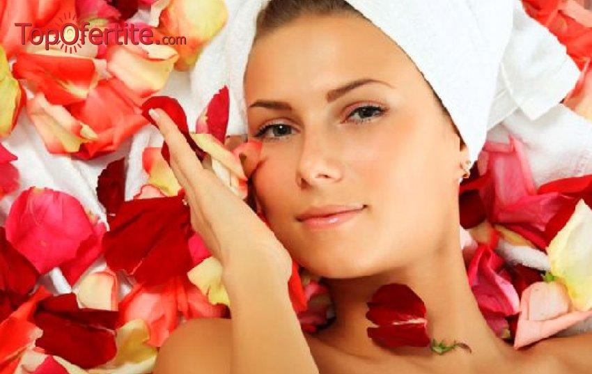 СПА масаж на тяло с рози от студио Moms Place само за 15,90 лв.