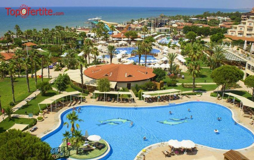 Bellis Deluxe Hotel 5*, Анталия, Турция! 4 или 7 нощувки на база Ultra All Inclusive + самолет, летищни такси, трансфер на цени от 1331 лв на човек
