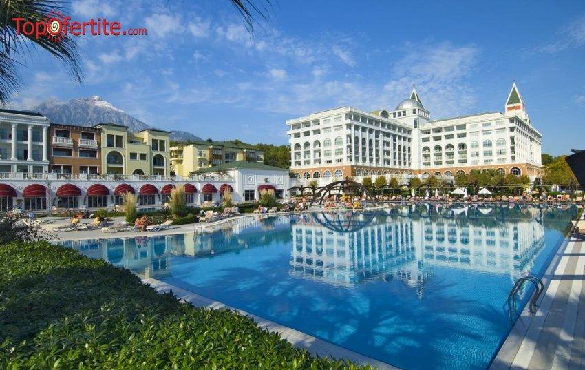 Хотел Amara Dolce Vita Luxury  5 *, Кемер, Турция! 4 нощувки на база Ultra All Inclusive + самолет, летищни такси, трансфер само за 1472 лв на човек
