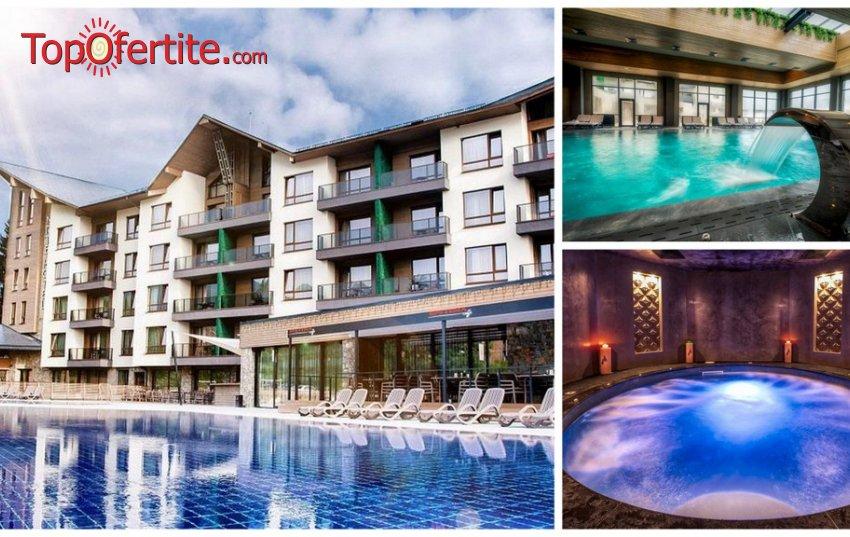 Хотел Арте СПА и Парк 5*, Велинград Уикенд през Май! 2 или 3 нощувки + закуски, вечери и Уелнес пакет на цени от 110,15 лв на човек на ден