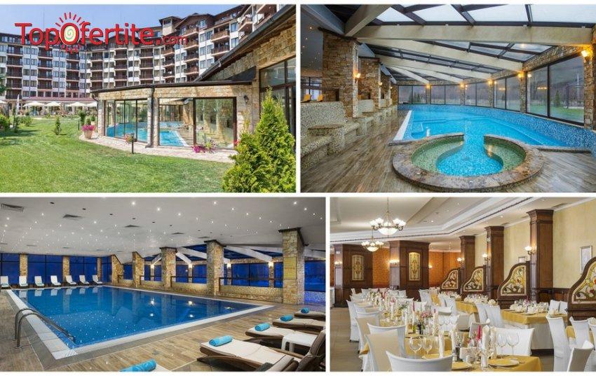 Балнео хотел Свети Спас 5*, Велинград! 2 нощувки + закуски, масаж по избор, СПА пакет и опция за обяд и вечеря за 115 лв на човек