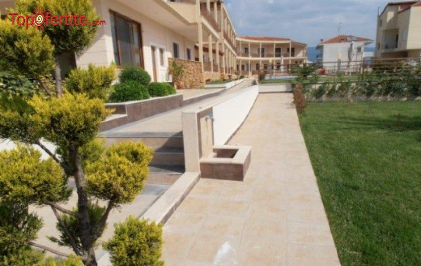 Villa Stratos, Ставрос, Гърция! 7 или 10 нощувки в двойна, тройна или четворна стая на цени от 193,80 лв. на човек