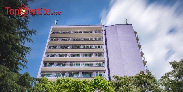 Хотел Свежест 3*, Слънчев бряг център! Нощувка на база All inclusive light + басейн на цени от 39 лв на човек