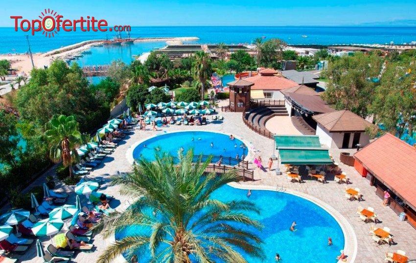 Seher Resort & Spa Hotel 5*, Сиде, Турция! 4 или 7 нощувки на база All Inclusive + самолет, летищни такси, трансфер на цени от 615 лв на човек